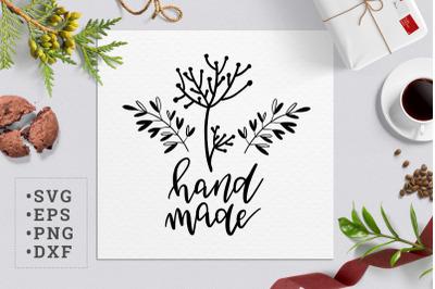 Hand Made SVG