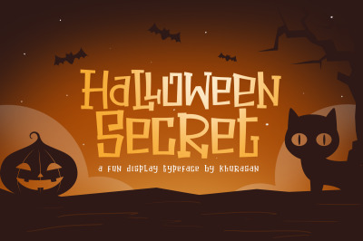Halloween Secret