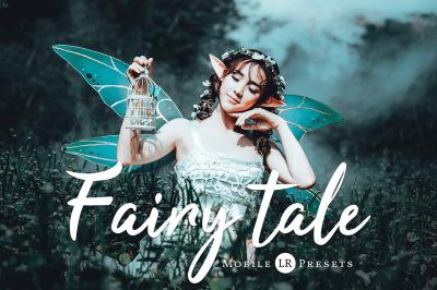 Fairytale Mobile and DesktopLightroom Presets
