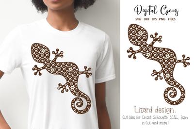 Lizard design