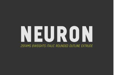 Neuron - Limitless Sans