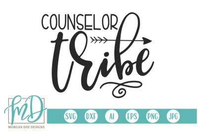 Counselor Tribe SVG