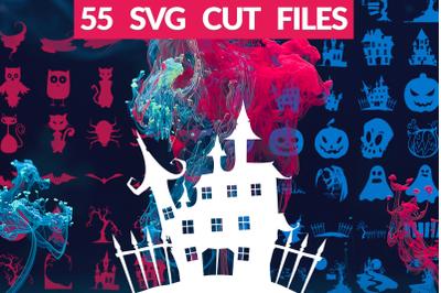 Halloween SVG Pack | Halloween SVG Cut Files
