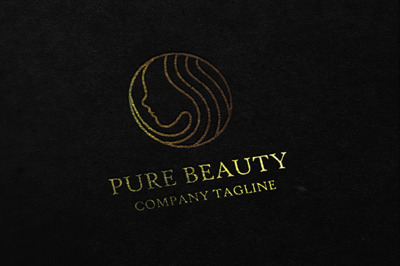 Pure Beauty - Women Line Logo