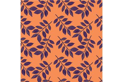 seamless pattern autumn