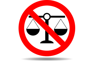 Sign justice ban