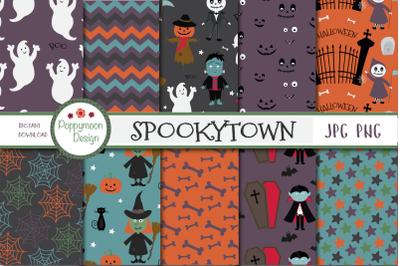 Spookytown paper