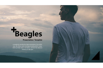 Beagles Presentation Template