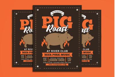 Pig Roast Event