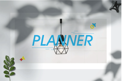 Planner Powerpoint Template