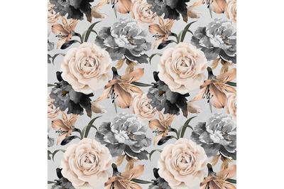 Rose Digital Paper