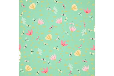 Rose Flowers Digital paper