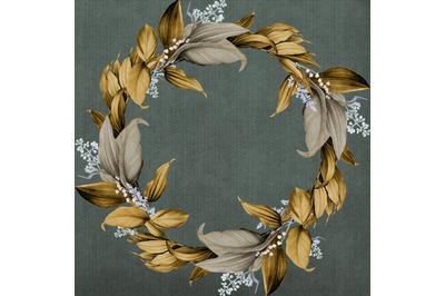 Flowers Digital paper