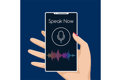 Smartphone voice assistant