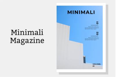Magazine Template Vol. 04