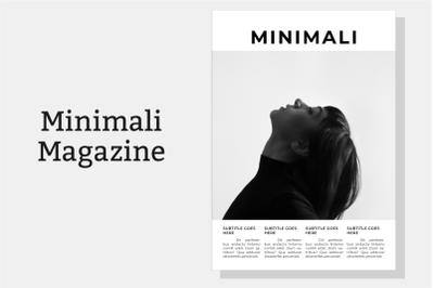 Magazine Template Vol. 06