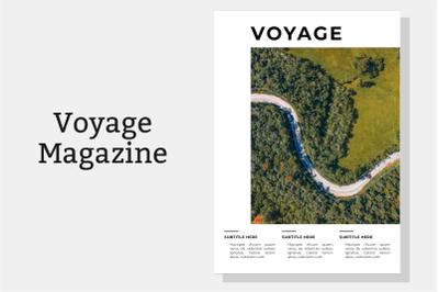 Magazine Template Vol. 10