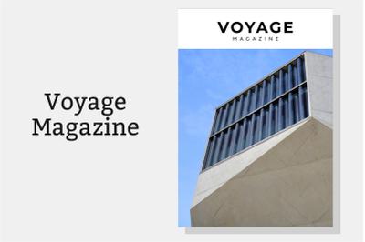 Magazine Template Vol. 11