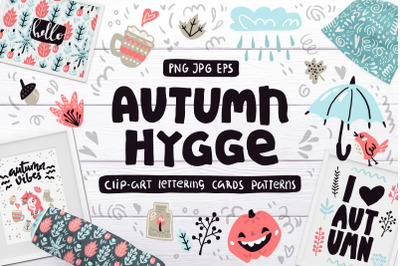 Autumn Hygge collection