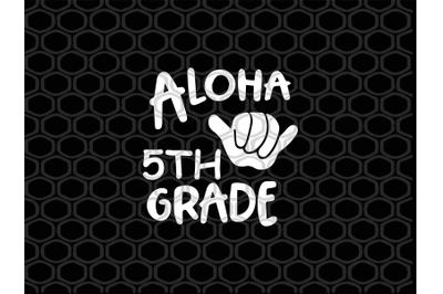 Aloha 5th grade