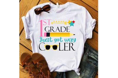 1st grade just got way cooler