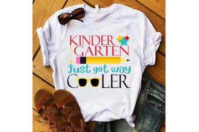 Kindergarten just got way cooler