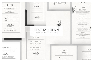 Best Modern Wedding Suite