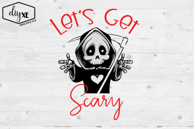 Let's Get Scary