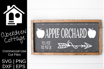Apple Orchard 2 SVG