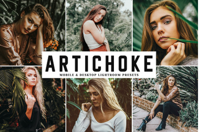 Artichoke Mobile & Desktop Lightroom Presets