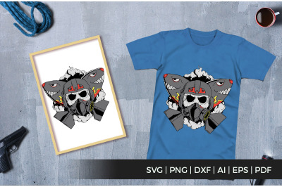 Skull Army 04vevctor files, EPS, SVG, PNG, AI