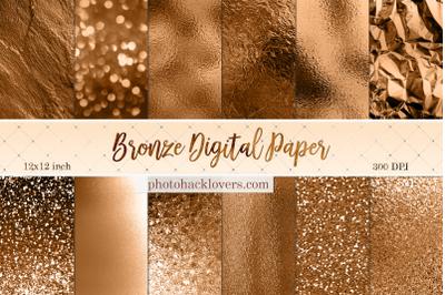 Bronze Digital Paper