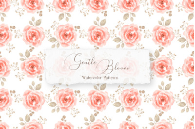 Gentle Bloom Patterns Collection