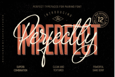 Perfectly Imperfect Fresh Collection