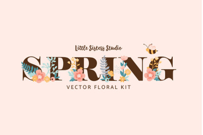 Spring Floral Kit