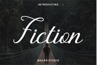 Fiction Font