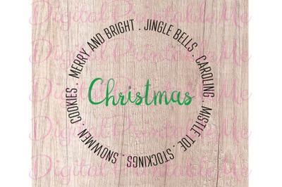 Christmas SVG, Instant Download, Printable, vector, Christms Shirt Des