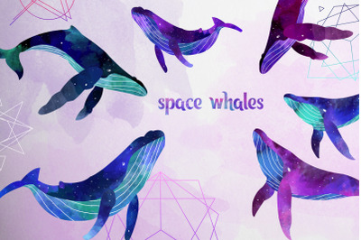 space whales