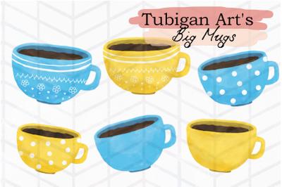 Big Mugs - 28x20cm