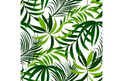 PNG Tropical LeavesDigital Paper