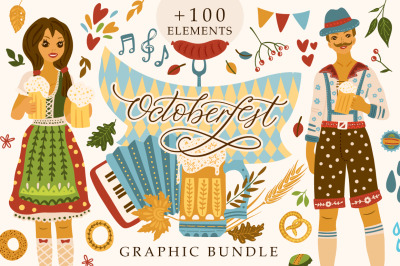 Octoberfest. Graphic Bundle. Sale!!