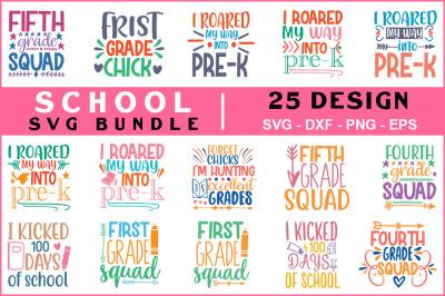 School Svg Bundle Vol -02