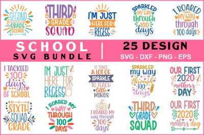School Svg Bundle Vol -03