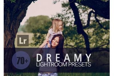 70+ Dreamy Lightroom Presets bundle (Presets for Lightroom 5,6,CC)