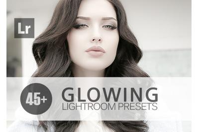 45+ Glowing Lightroom Presets bundle (Presets for Lightroom 5,6,CC)