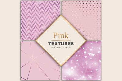 Rose Gold Textures
