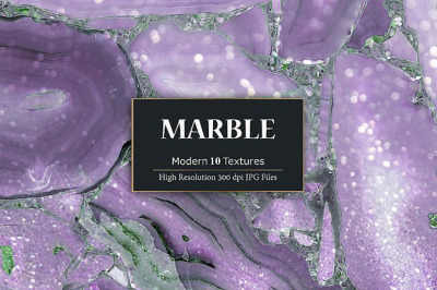 Purple Marble Textures