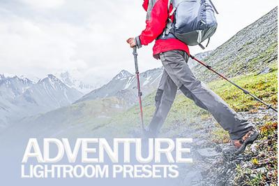 80 Adventure Lightroom Presets