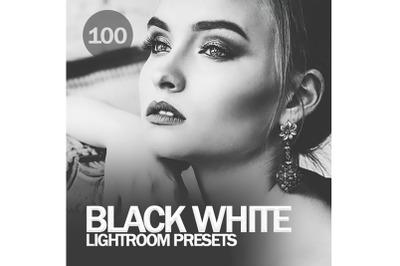 Black White (BW) Lightroom Presets