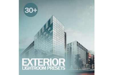 34 Exterior Lightroom Presets